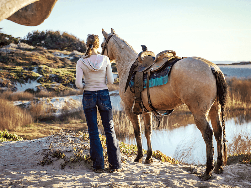 7 REASONS TO SADDLE UP THIS FALL